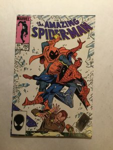 Amazing Spider-Man 260 Near Mint Nm Marvel