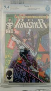 Punisher #1 (Jul 87, DC) CBCS 9.4