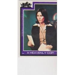 1977 Topps Charlie's Angels A HEAVENLY COP! #140