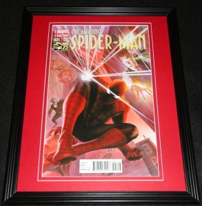 Amazing Spider-Man #001 Variant Framed Cover Photo Poster 11x14 Official Repro