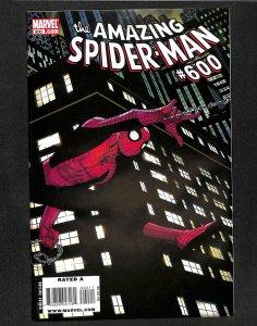 The Amazing Spider-Man #600 (2009)