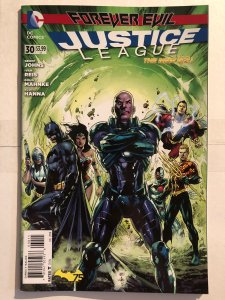 Justice League #30 (2014) - 1st Appearance of Jessica Cruz - New 52