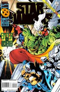 Starjammers (1995 series) #2, NM (Stock photo)