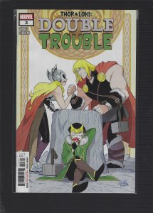 Thor & Loki: Double Trouble #3