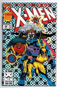 The Uncanny X-Men #300 (May 1993, Marvel) - Very Fine/Near Mint