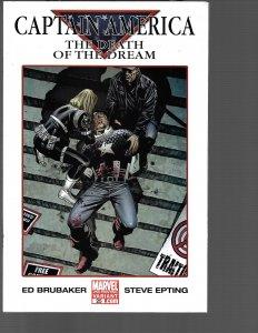 Captain America #25 (Marvel, 2007) NM