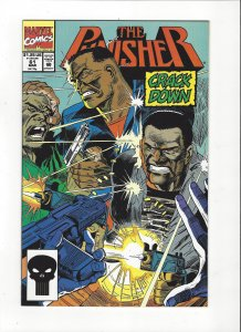 The Punisher #61 (1987)  Luke Cage Marvel Comics NM