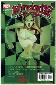 Mekanix #5 Chris Claremont Kitty Pryde NM