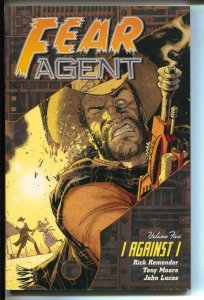 Fear Agent: Against- #5-Rick Remender-TPB-trade