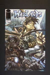 Warlands # 1 July 2001 Image Comics