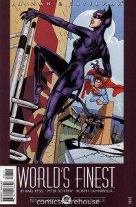 BATMAN AND SUPERMAN: WORLD'S FINEST #8 NM