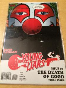 Young Liars #18 final issue