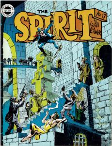 The Spirit (1974 Magazine) #17 - 5.0 or Better
