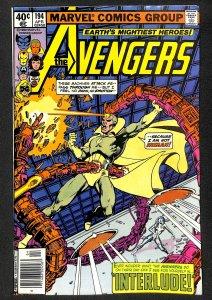 The Avengers #194 (1980)