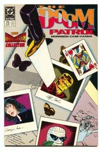 DOOM PATROL #23 1st appearance of RED JACK DC 1989 - NM-