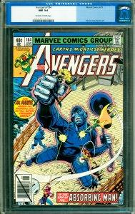 Avengers #184 CGC Graded 9.4