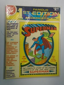Famous First Editions Superman #61 Treasury 5.0 VG FN Bagged and Boarded (1979)