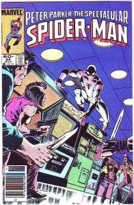 Spider-Man, Peter Parker Spectacular #84 (Nov-84) NM Super-High-Grade Spider-Man