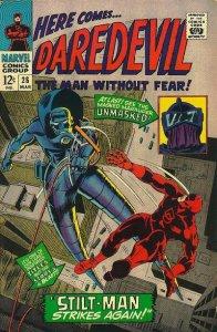Daredevil #26 (ungraded) Stilt-Man Strikes again! stock photo ID# B-10