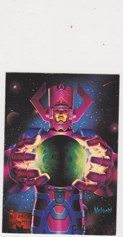 1995 Marvel Masterpieces #32 Galactus