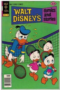 WALT DISNEYS COMICS & STORIES 443 VF Aug. 1977