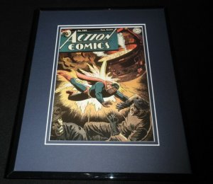 Action Comics #108 Framed 11x14 Repro Cover Display Superman