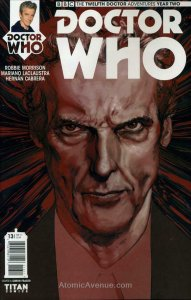 Doctor Who: The Twelfth Doctor Year 2 #13A VF/NM; Titan | save on shipping - det