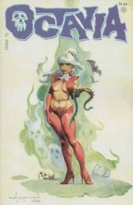 Octavia #3A VF/NM; Antimatter | save on shipping - details inside