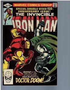 Iron Man #150 (1981) VF+