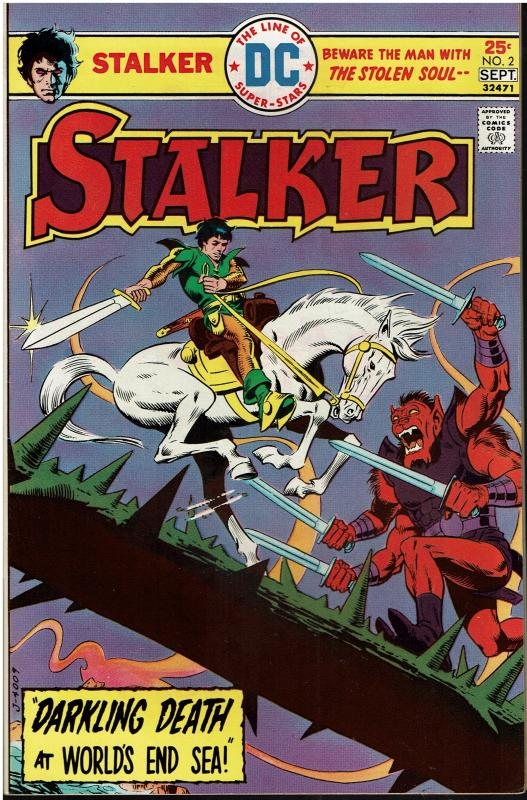 Stalker #2, 9.0 or better, Nice Copy