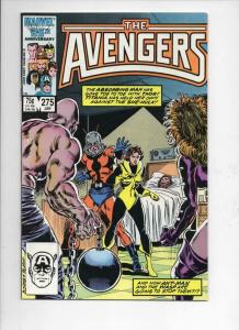 AVENGERS #275, VF/NM, Ant-Man, Wasp vs, 1963 1987, more Marvel in store