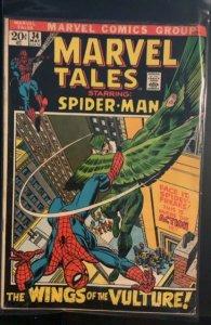 Marvel Tales #34 (1972)