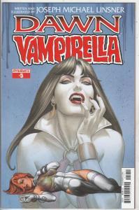 Dawn Vampirella #5 (Jan-15) NM Super-High-Grade Vampirella
