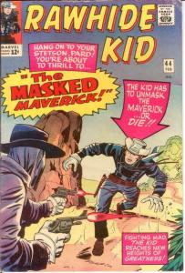 RAWHIDE KID (1960-1979) 44 VG Feb. 1965 COMICS BOOK