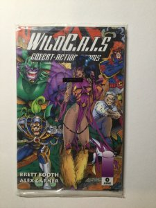 Wildcats Covert Action Teams Tpb Softcover Sc Sealed Near Mint Nm Image
