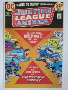 JUSTICE LEAGUE OF AMERICA 108 FINE JSA  Nov.-Dec. 1973 COMICS BOOK