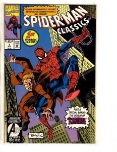 11 Spider-Man Comics Classics 1 3 Dead Man 1 Deadly Foes 1 -4 Doc Ock 4 5 2 CR57