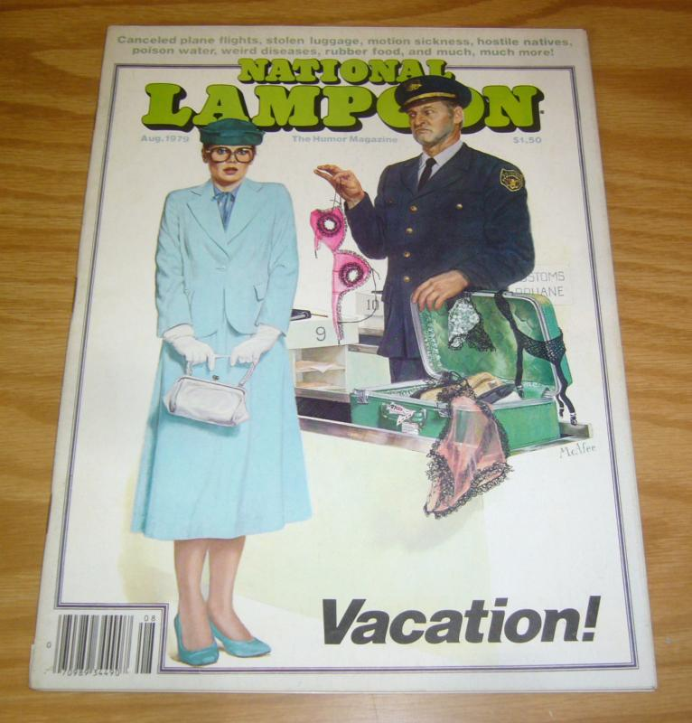National Lampoon vol. 2 #13 FN august 1979 bobby london's dirty duck - magazine