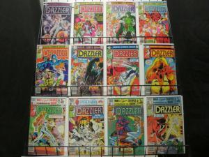 DAZZLER 1-42  DISCO DIVA TURNS SUPERHERO! COMICS BOOK