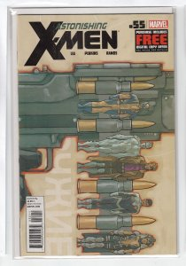 ASTONISHING X-MEN (2004 Marvel Comics) #55
