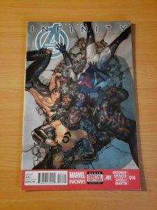 Avengers #14 ~ NEAR MINT NM ~ 2013 Marvel Comics