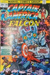 Captain America #190 (1975)
