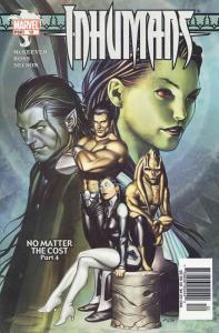 Inhumans (Vol. 6) #12 VF/NM; Marvel   save on shipping - details inside
