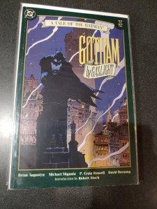 Batman Gotham By Gaslight (1989) #1 DC Comics, Prestige Graphic Novel