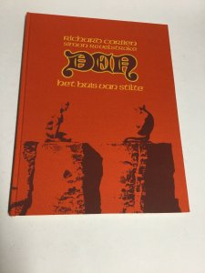 Den 3 Het Huis Van Stilte SC Softcover Oversized 2/25 Signed Richard Corben