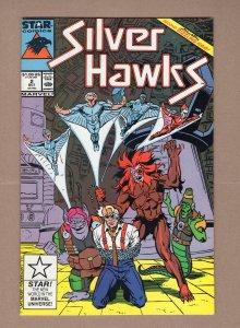 Silverhawks #2 (1987)