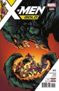 X-Men Gold (2017 series) #12, NM- (Stock photo)