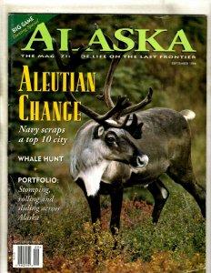 6 Magazines Alaska Magazine of Life on Last Frontier # 7 12 3 5 4 Sierra JL24