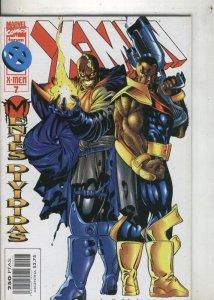 X Men volumen 2 numero 07
