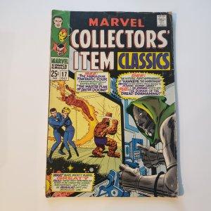 Marvel Collectors Item #17